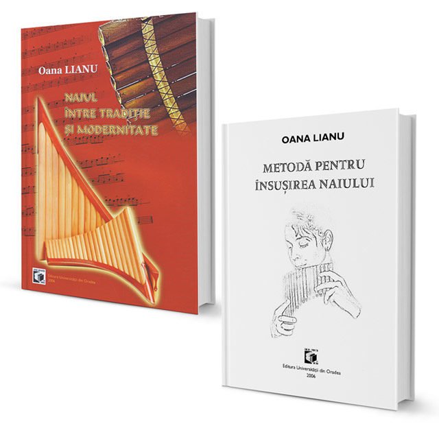 Method for learning to play the panpipe, Vol 1 + Vol 2 – The panpipe between Tradition and Modernity